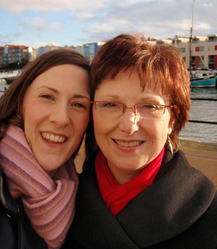 Margaret and Rachel